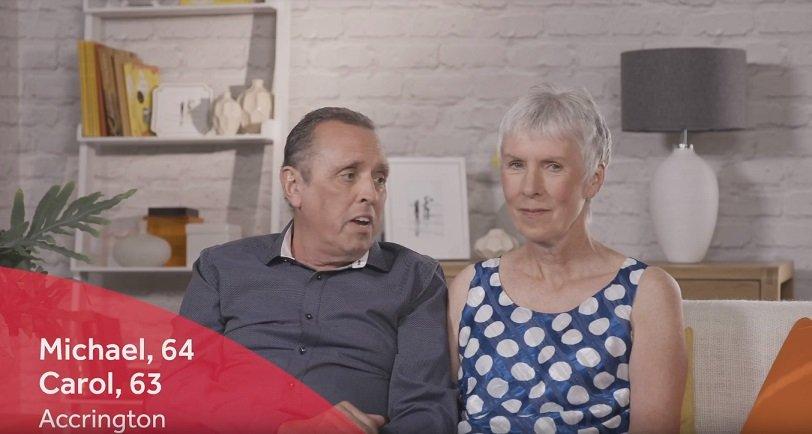 Michael and Carol
