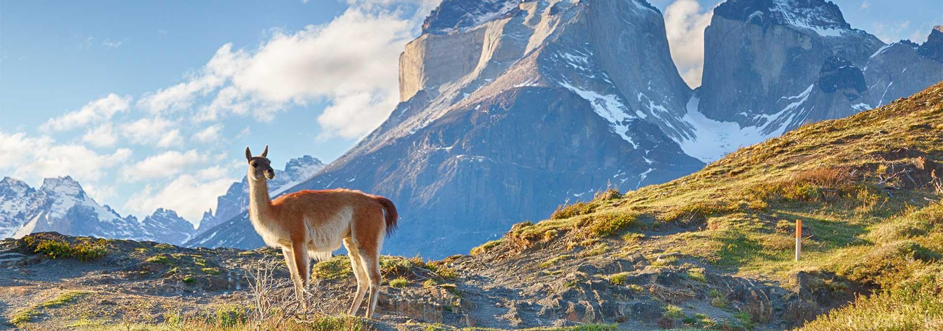 Patagonia mountain range